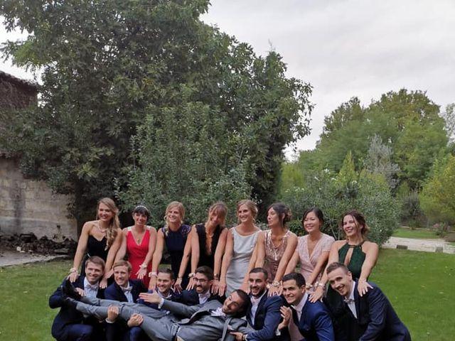 Le mariage de Krystel et Damien à Villevieille, Gard 3