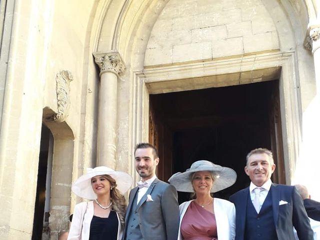 Le mariage de Krystel et Damien à Villevieille, Gard 4
