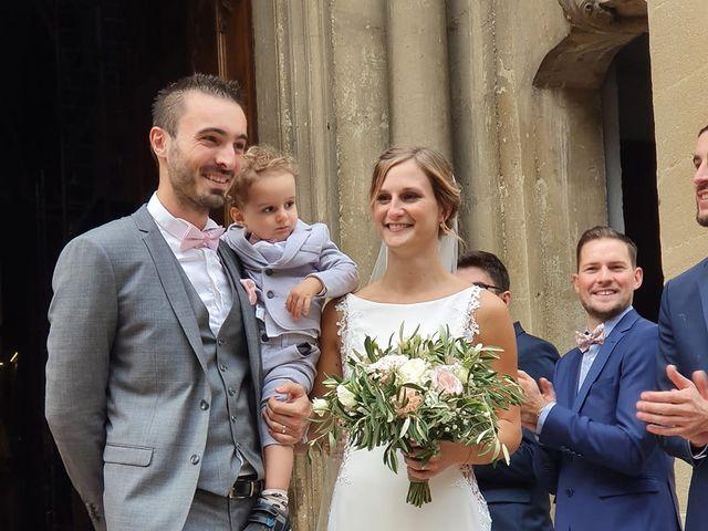 Le mariage de Krystel et Damien à Villevieille, Gard 5