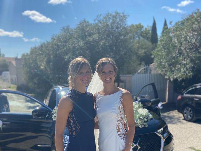 Le mariage de Krystel et Damien à Villevieille, Gard 6