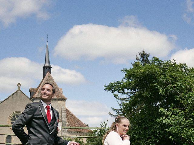 Le mariage de Arnaud et Astrid à Sancoins, Cher 5