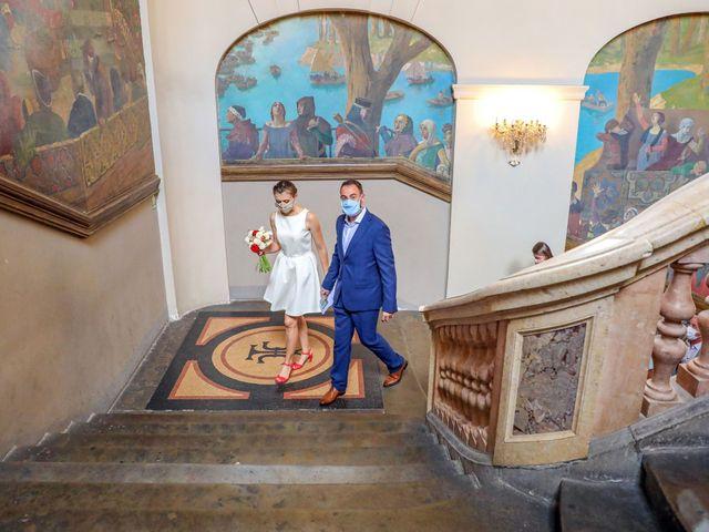 Le mariage de Alexis et Charlotte à Albi, Tarn 1