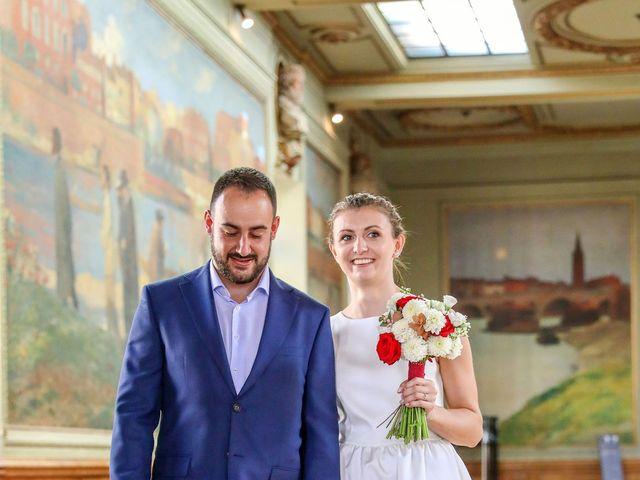 Le mariage de Alexis et Charlotte à Albi, Tarn 4
