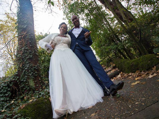 Le mariage de Ritchie  et Alyssa  à Paris, Paris 19