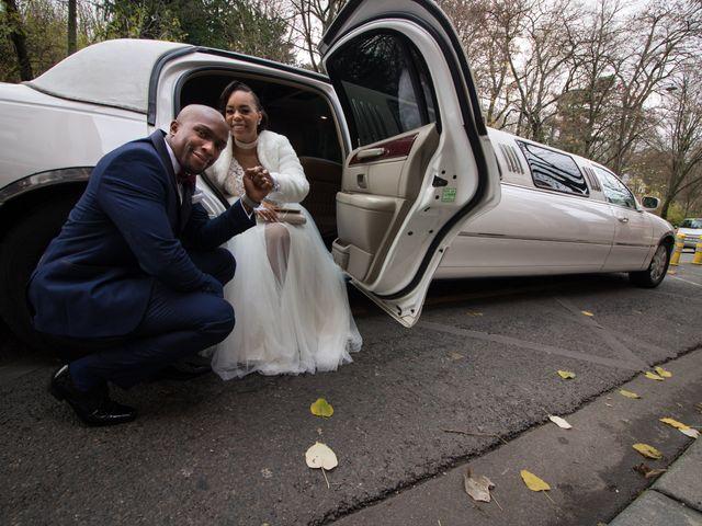 Le mariage de Ritchie  et Alyssa  à Paris, Paris 20