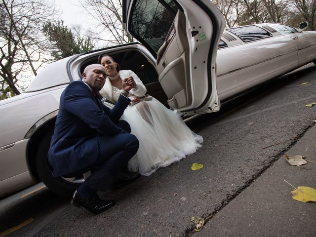 Le mariage de Ritchie  et Alyssa  à Paris, Paris 21