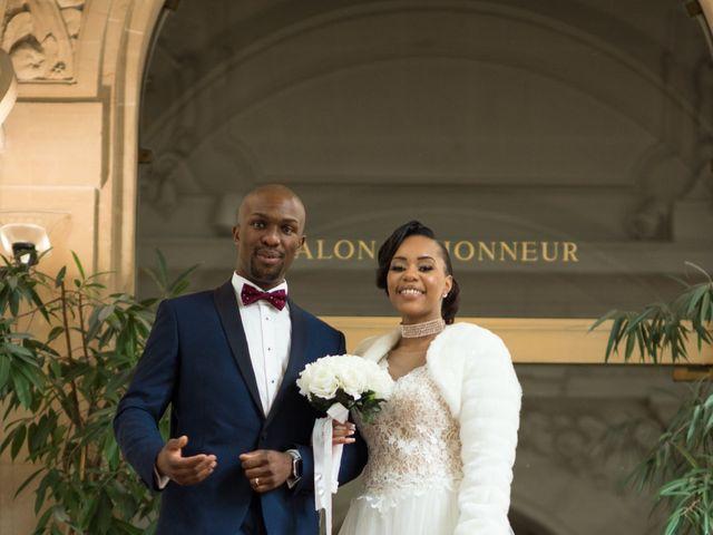 Le mariage de Ritchie  et Alyssa  à Paris, Paris 22