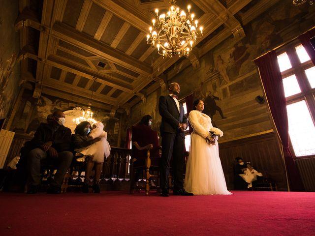 Le mariage de Ritchie  et Alyssa  à Paris, Paris 23
