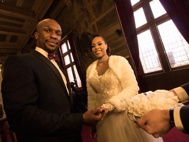 Le mariage de Ritchie  et Alyssa  à Paris, Paris 24