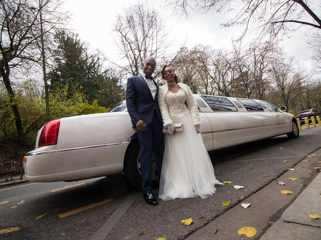 Le mariage de Ritchie  et Alyssa  à Paris, Paris 1