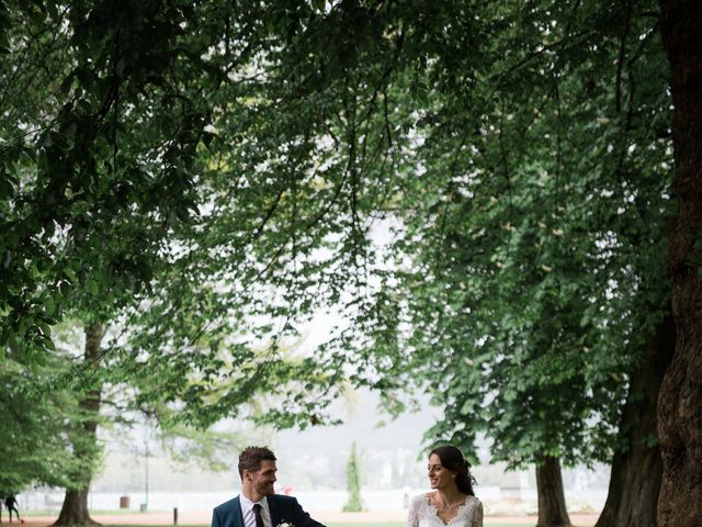 Le mariage de Maxime et Yara à Annecy, Haute-Savoie 7
