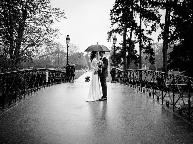 Le mariage de Maxime et Yara à Annecy, Haute-Savoie 8