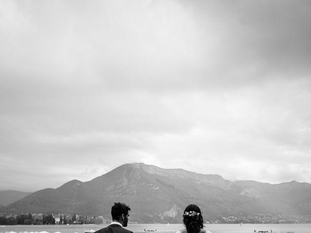 Le mariage de Maxime et Yara à Annecy, Haute-Savoie 10