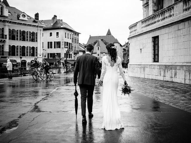 Le mariage de Maxime et Yara à Annecy, Haute-Savoie 14