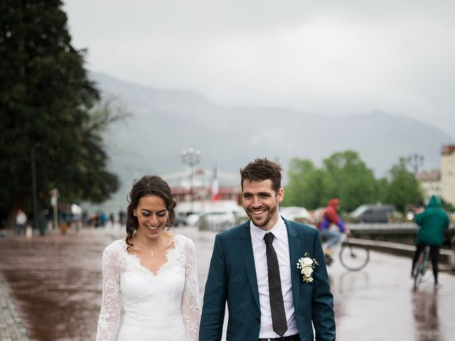 Le mariage de Maxime et Yara à Annecy, Haute-Savoie 15