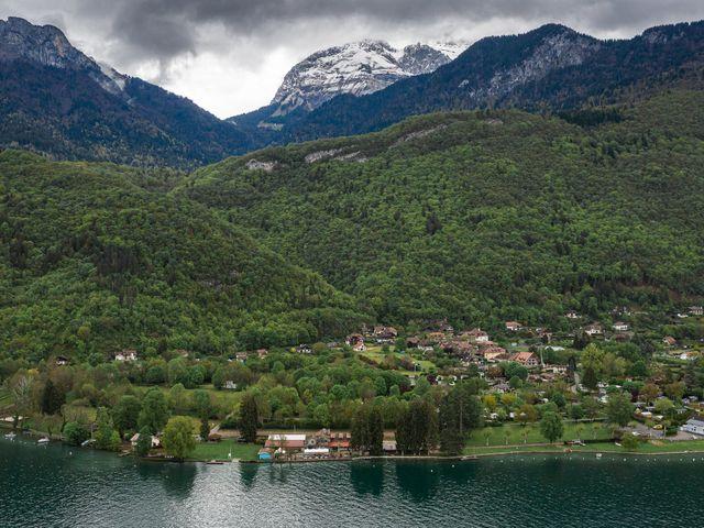 Le mariage de Maxime et Yara à Annecy, Haute-Savoie 18