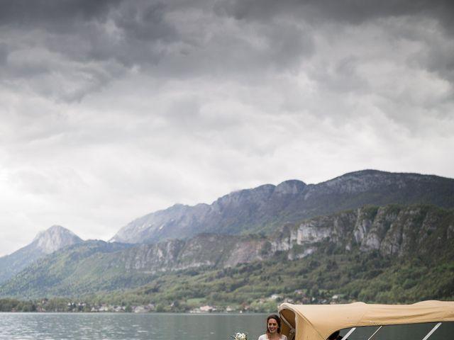 Le mariage de Maxime et Yara à Annecy, Haute-Savoie 20