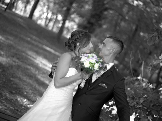 Le mariage de Emilie et Fabien