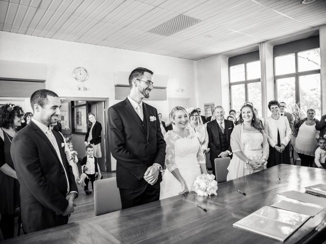 Le mariage de Aurélien et Chloé à Communay, Rhône 22