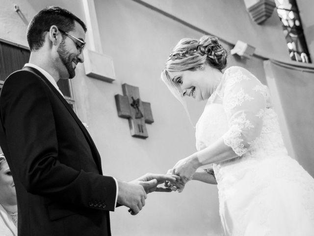 Le mariage de Aurélien et Chloé à Communay, Rhône 27