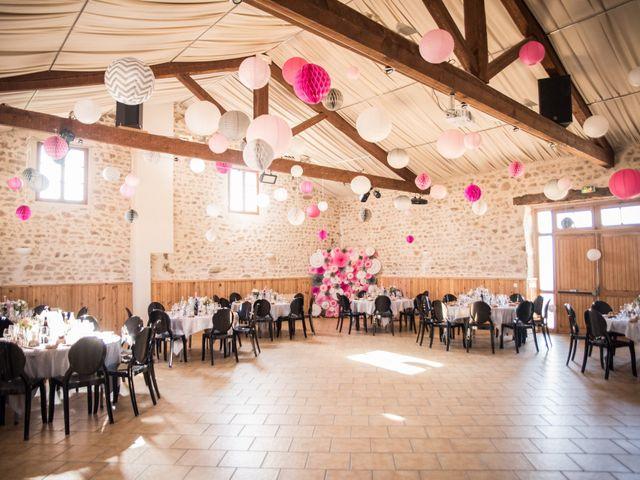 Le mariage de Aurélien et Chloé à Communay, Rhône 30