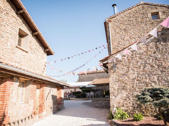Le mariage de Aurélien et Chloé à Communay, Rhône 39