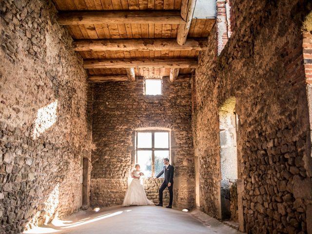 Le mariage de Aurélien et Chloé à Communay, Rhône 43