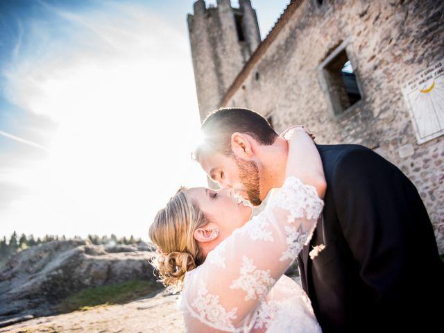 Le mariage de Aurélien et Chloé à Communay, Rhône 2