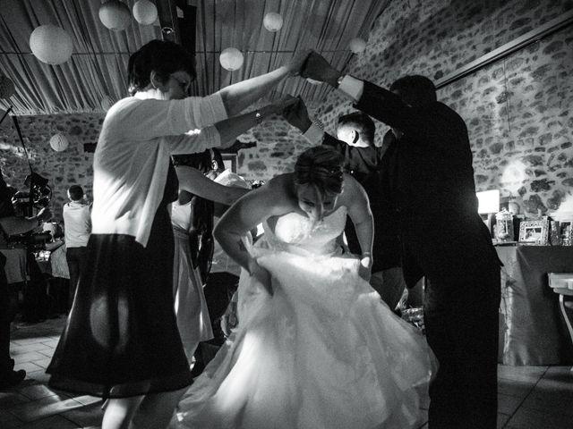 Le mariage de Aurélien et Chloé à Communay, Rhône 47