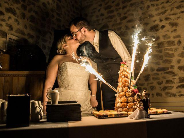 Le mariage de Aurélien et Chloé à Communay, Rhône 53
