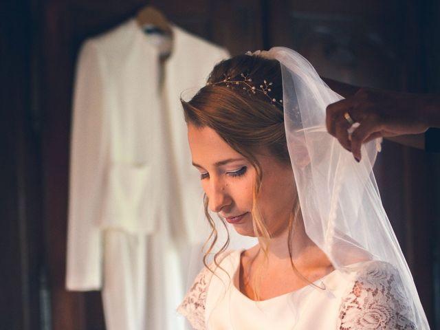 Le mariage de Arthur et Mathilde à Guainville, Eure-et-Loir 6