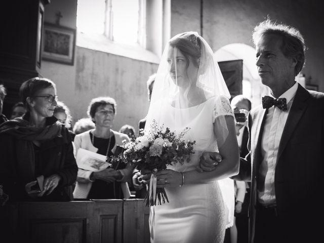 Le mariage de Arthur et Mathilde à Guainville, Eure-et-Loir 1