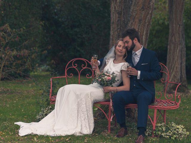Le mariage de Mathilde et Arthur