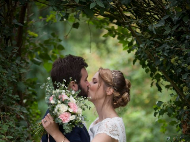 Le mariage de Arthur et Mathilde à Guainville, Eure-et-Loir 17