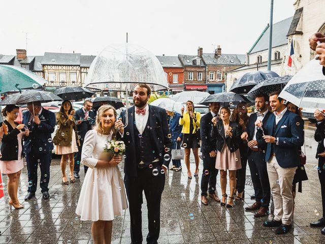 Le mariage de Maxime et Sophie à Rouen, Seine-Maritime 20