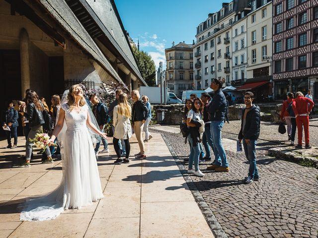 Le mariage de Maxime et Sophie à Rouen, Seine-Maritime 38