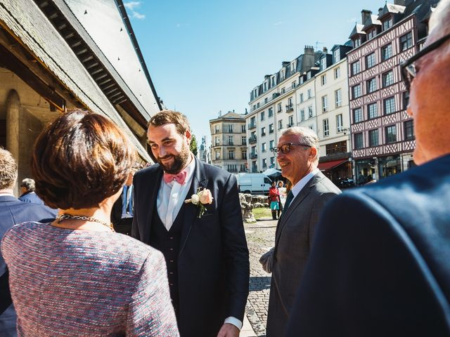 Le mariage de Maxime et Sophie à Rouen, Seine-Maritime 39