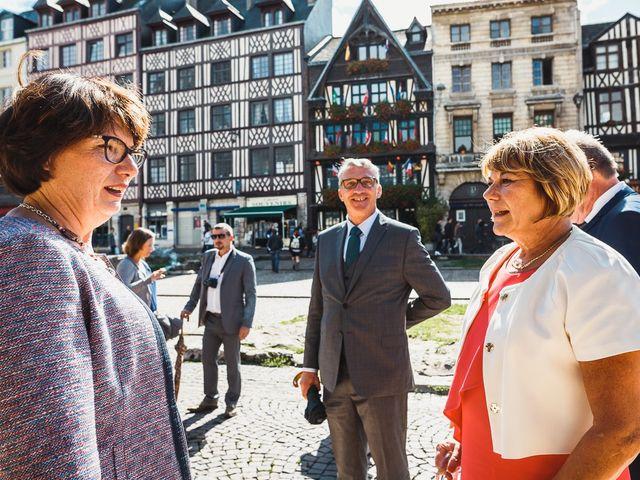 Le mariage de Maxime et Sophie à Rouen, Seine-Maritime 40