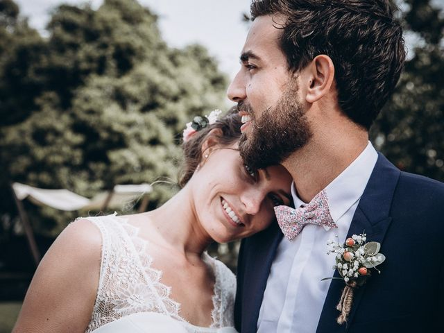 Le mariage de Richard et Lucie à Bidart, Pyrénées-Atlantiques 38