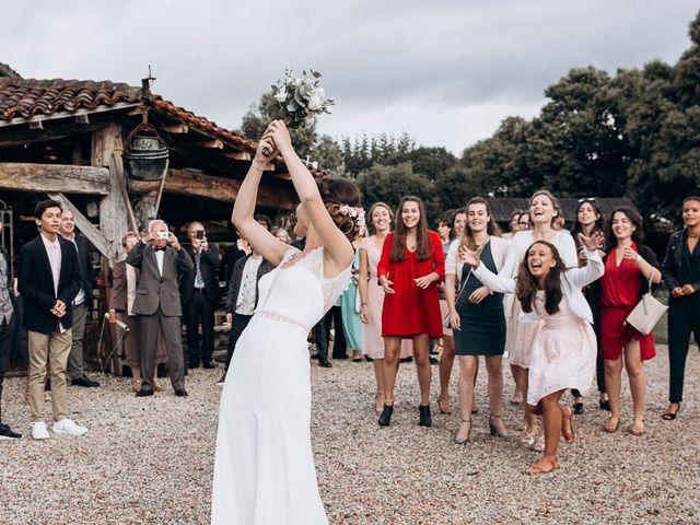 Le mariage de Richard et Lucie à Bidart, Pyrénées-Atlantiques 55