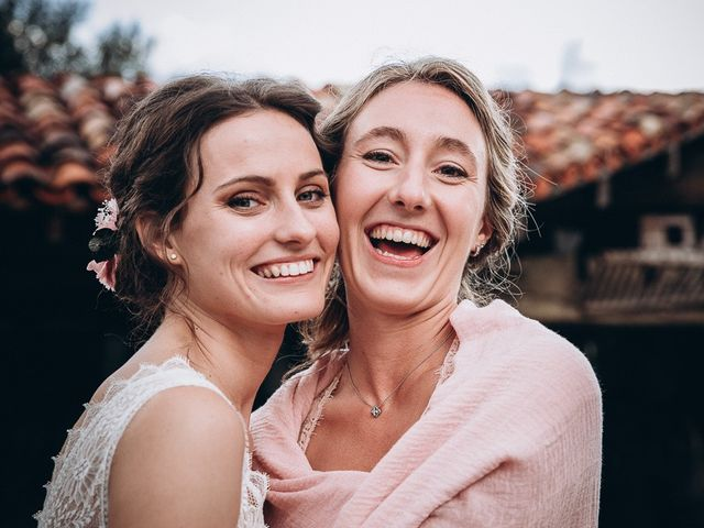 Le mariage de Richard et Lucie à Bidart, Pyrénées-Atlantiques 59