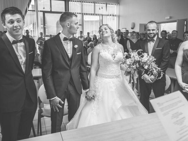 Le mariage de Jérémy et Cindy à Saint-Romain-en-Jarez, Loire 14