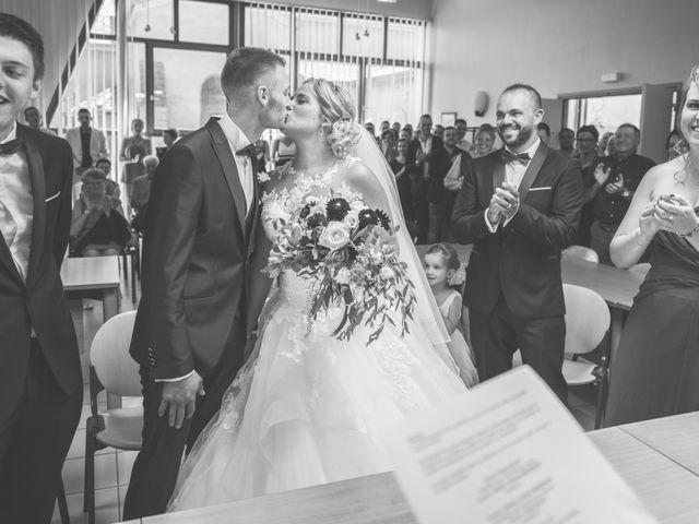 Le mariage de Jérémy et Cindy à Saint-Romain-en-Jarez, Loire 15