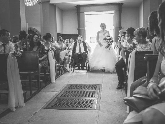 Le mariage de Jérémy et Cindy à Saint-Romain-en-Jarez, Loire 16