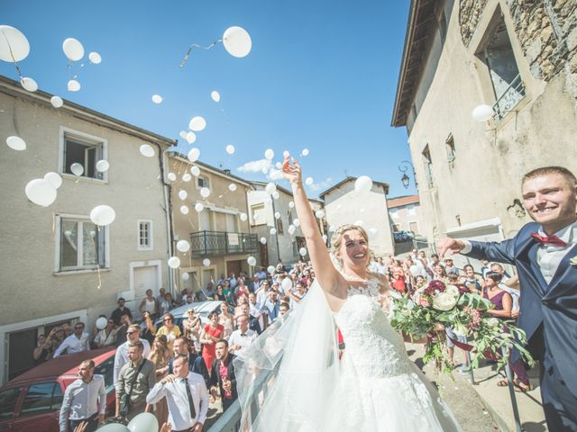 Le mariage de Jérémy et Cindy à Saint-Romain-en-Jarez, Loire 23