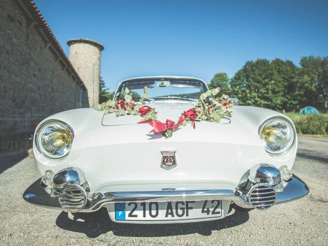Le mariage de Jérémy et Cindy à Saint-Romain-en-Jarez, Loire 24