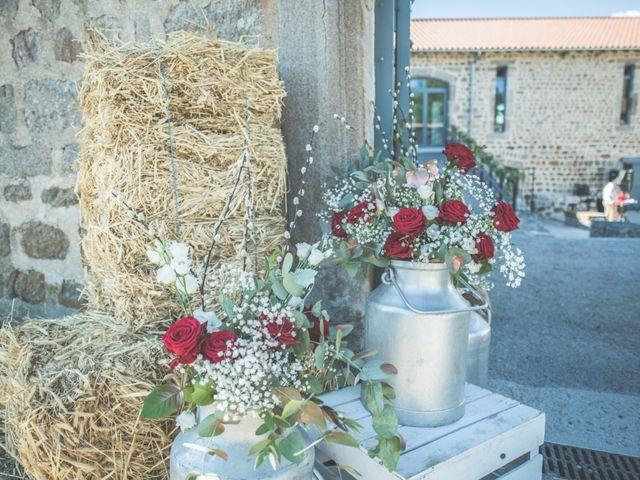 Le mariage de Jérémy et Cindy à Saint-Romain-en-Jarez, Loire 26
