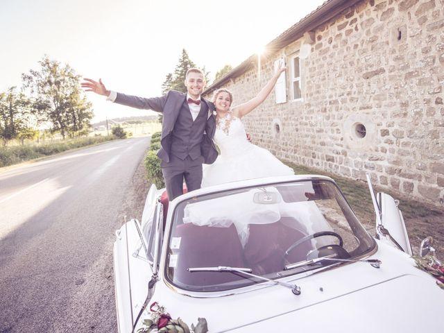 Le mariage de Jérémy et Cindy à Saint-Romain-en-Jarez, Loire 32