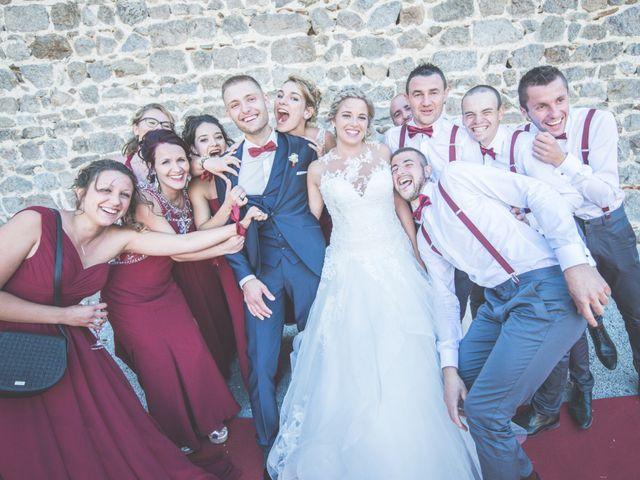 Le mariage de Jérémy et Cindy à Saint-Romain-en-Jarez, Loire 34