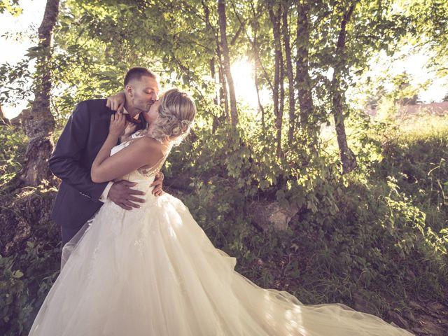 Le mariage de Jérémy et Cindy à Saint-Romain-en-Jarez, Loire 37